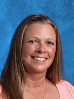 Harmony Olson, lunch coordinator
