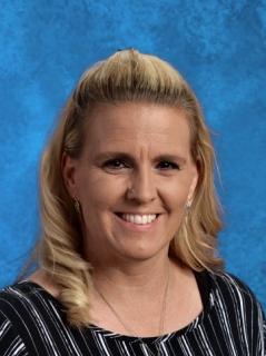 Kim Eberlein, special education teacher