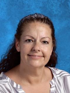 Rachelle Quinton, admin assitant