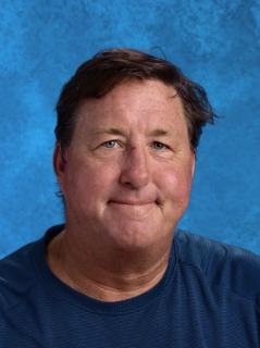 Rick Klein, PE teacher-Athletic Director